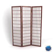 Room divider_06 3d model