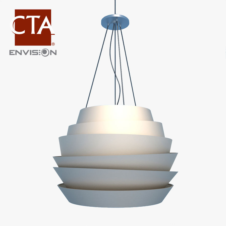 Hanging Ceiling Light 3d Autocad Model: Ceiling Light Fixture 3D Model $10