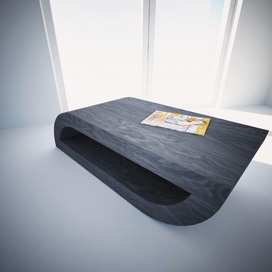 Coffee Table , Roche Bobois 3D Model $1