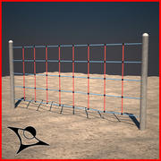 Play wire 3d model
