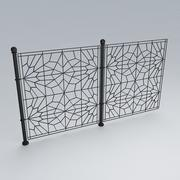 Fence024.rar 3d model