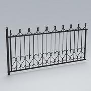 Fence029.rar 3d model