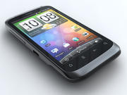 HTC Desire S 3d model