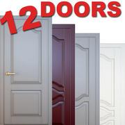 12 drzwi_2 3d model
