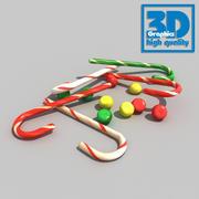 Candies 2 3d model