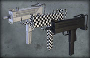 Ingram Mac-10 modelo 3d