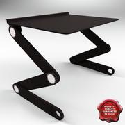 Laptop Table 3d model