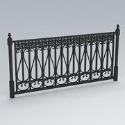 Fence028.rar 3d model