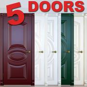 5 Doors #3 3d model