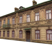Eski ev 3d model