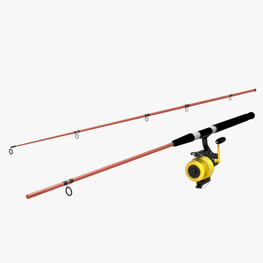 Saltwater fishing rod reel 3d model 25 obj ma free3d for Massachusetts saltwater fishing regulations