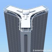 SKYSCRAPER 3 3d model