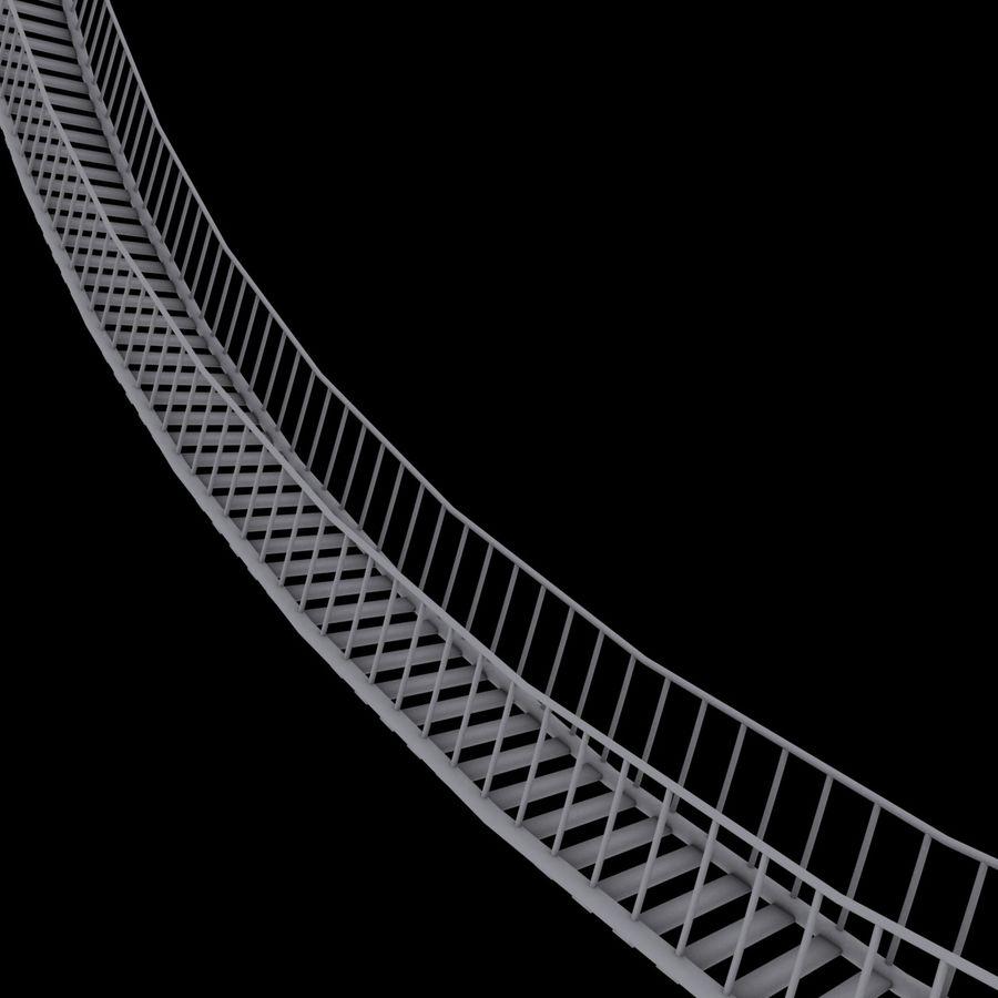 Bridge royalty-free 3d model - Preview no. 6