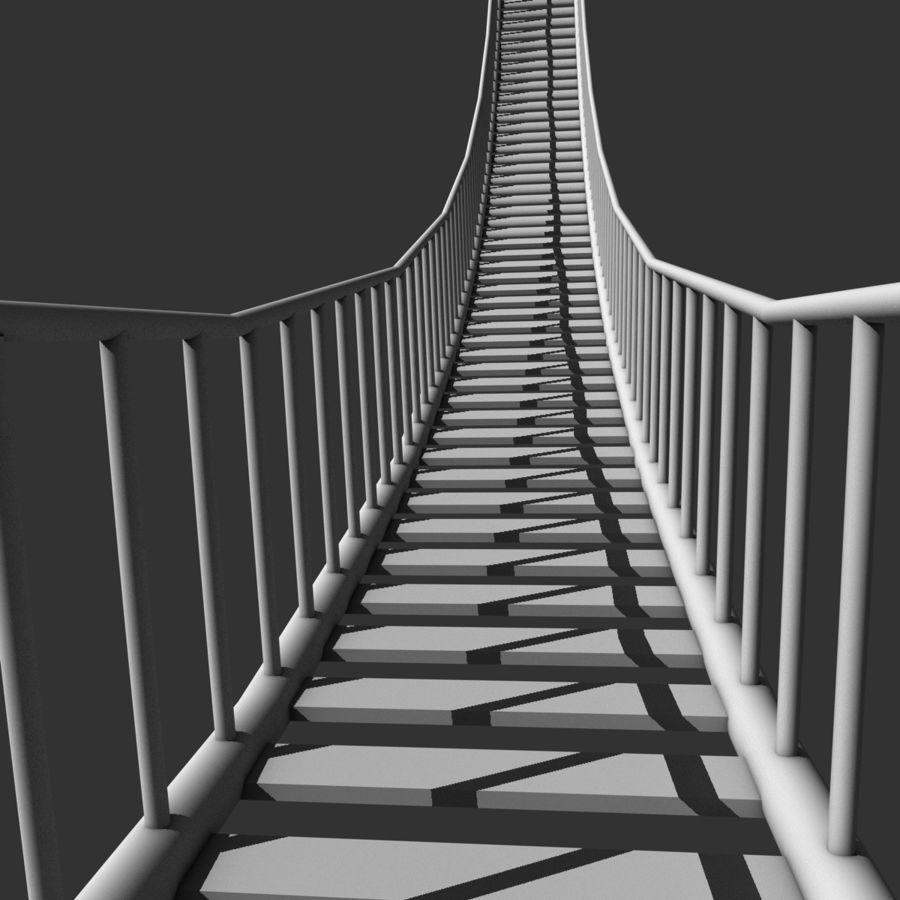 Bridge royalty-free 3d model - Preview no. 5
