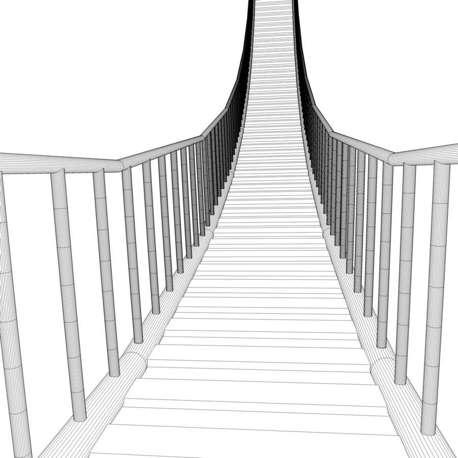 Bridge royalty-free 3d model - Preview no. 7
