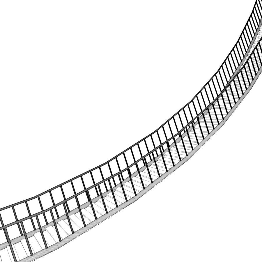 Bridge royalty-free 3d model - Preview no. 9