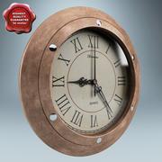 Wall Clock V5 3d model