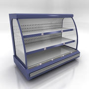 Chilled Shelving Small 3d model