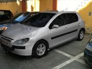 Peugeot 307 3d model