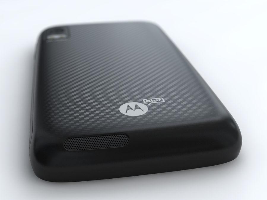 Motorola Atrix royalty-free 3d model - Preview no. 12