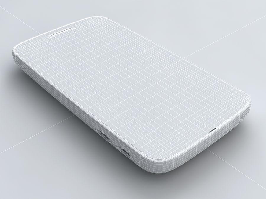 Motorola Atrix royalty-free 3d model - Preview no. 21
