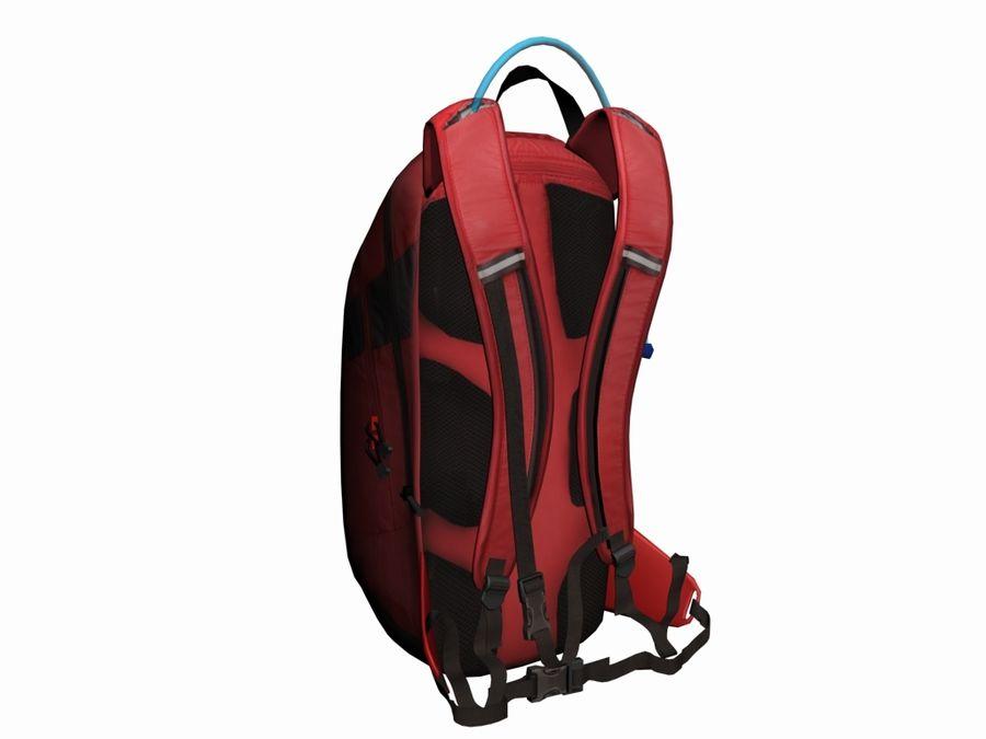 Camelbak Bag royalty-free 3d model - Preview no. 5