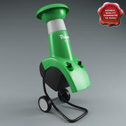Electric Shredder Viking GE 150 3d model
