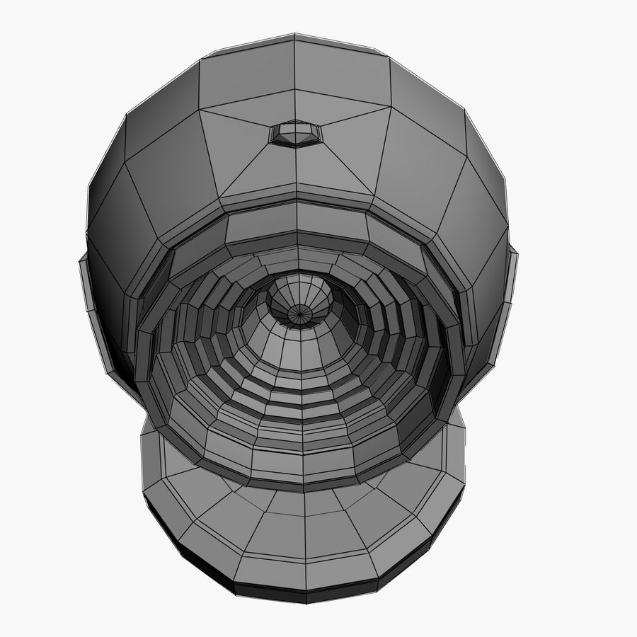 Web cam royalty-free 3d model - Preview no. 4