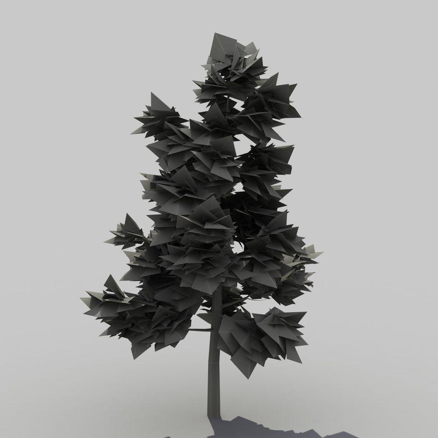 Árvore 3 royalty-free 3d model - Preview no. 8