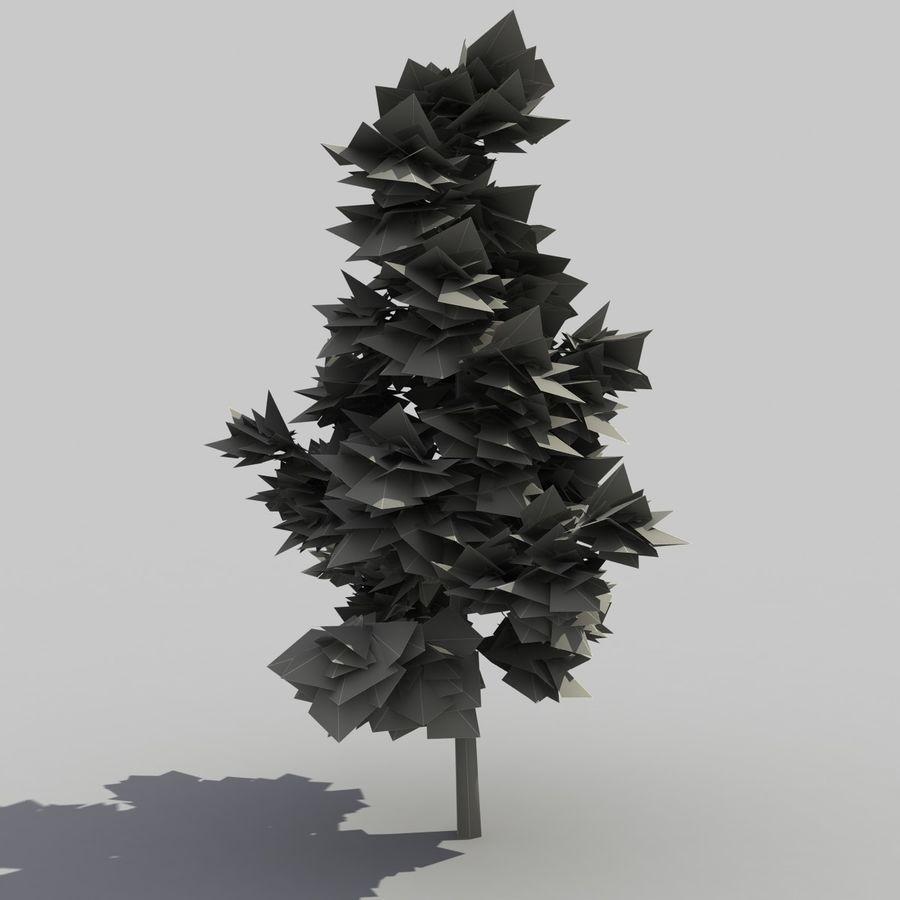 Árvore 3 royalty-free 3d model - Preview no. 6