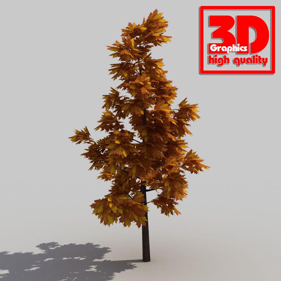 Árvore 3 royalty-free 3d model - Preview no. 1