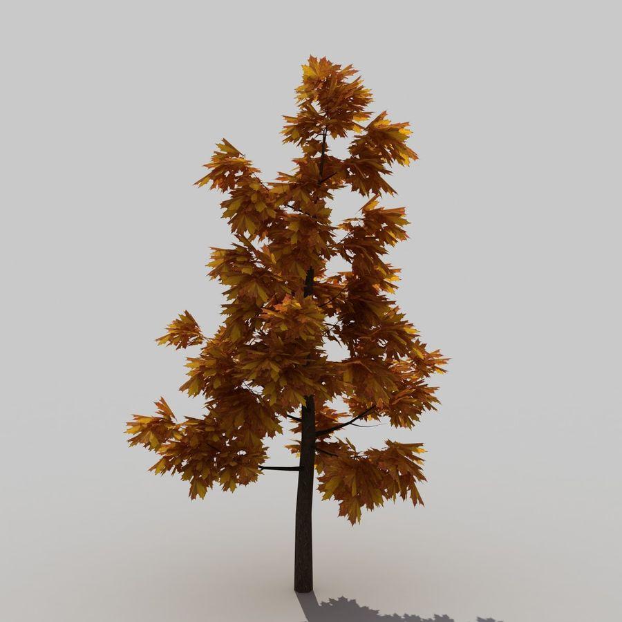 Árvore 3 royalty-free 3d model - Preview no. 3