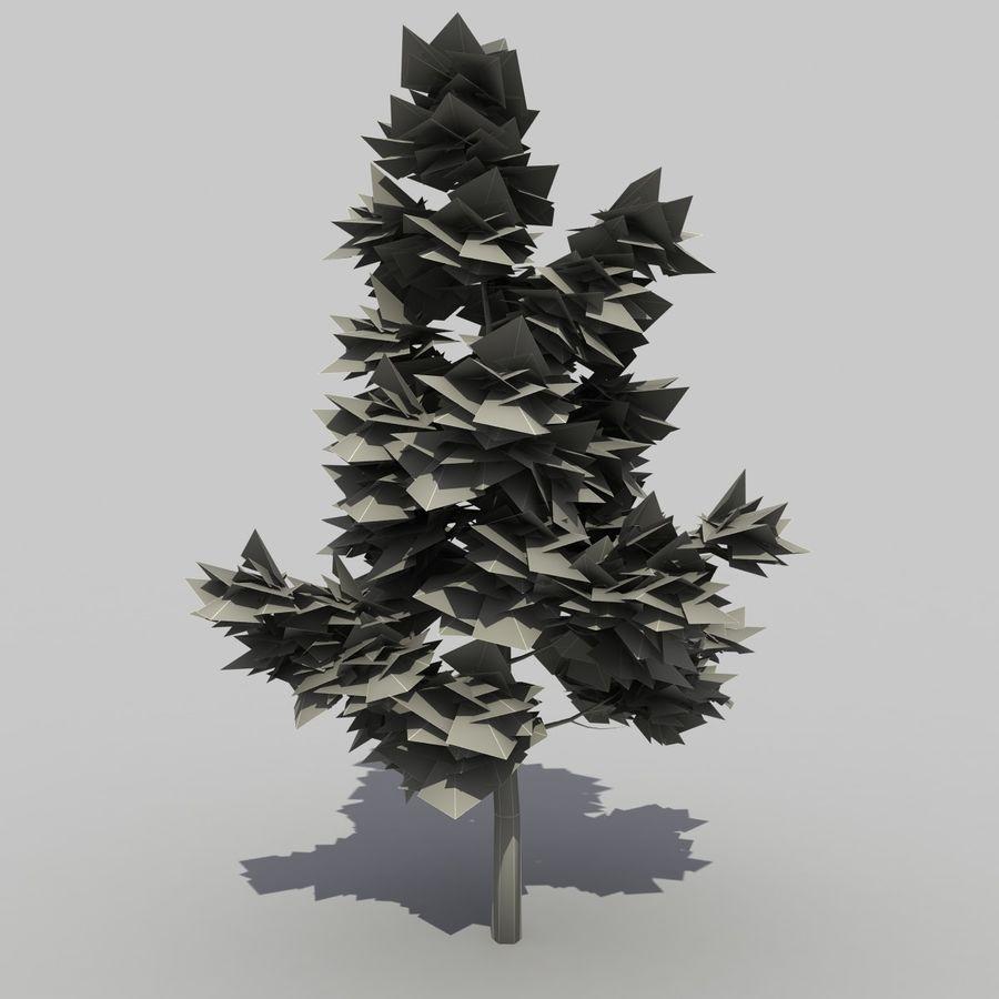 Árvore 3 royalty-free 3d model - Preview no. 7