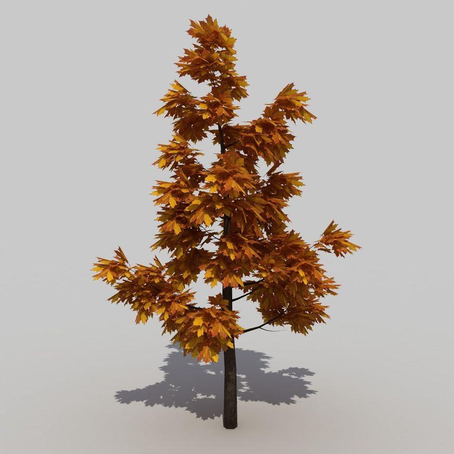 Árvore 3 royalty-free 3d model - Preview no. 2