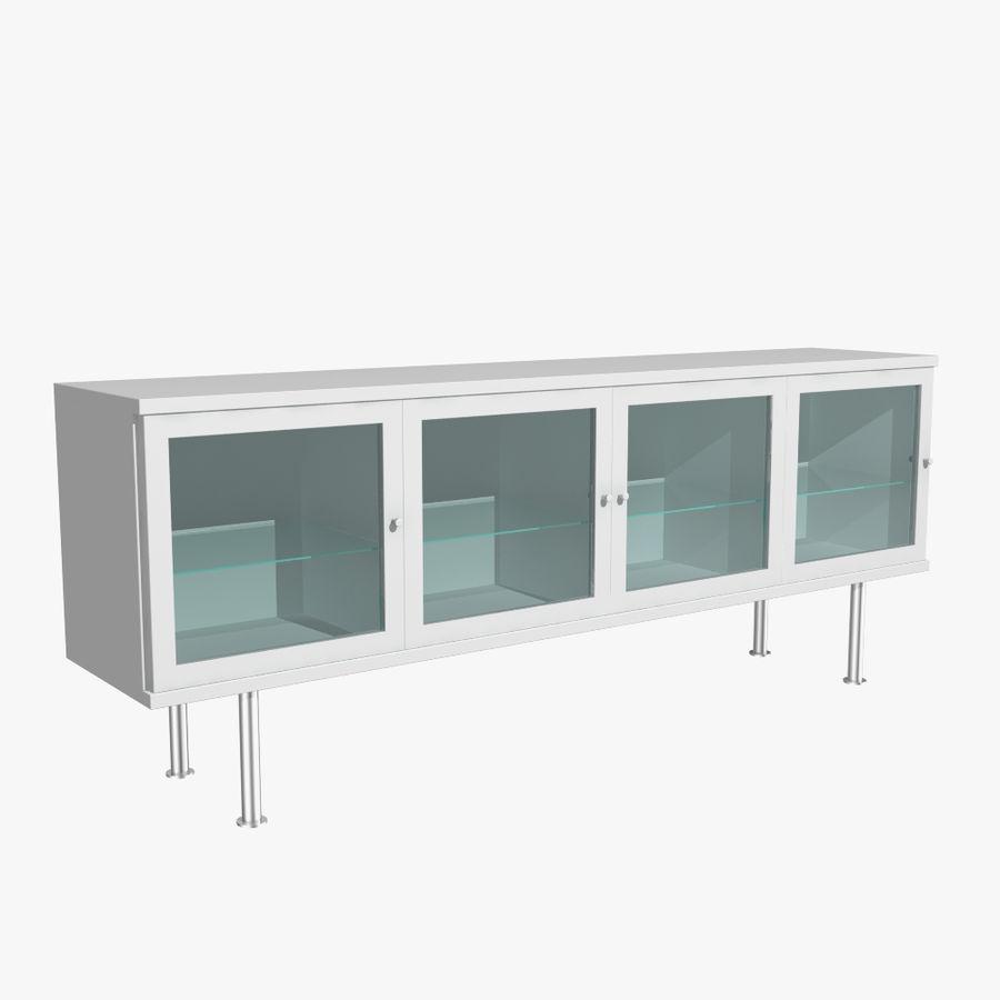 Ikea Bonde Sideboard 3d Model 10 Max Obj Fbx 3ds Free3d