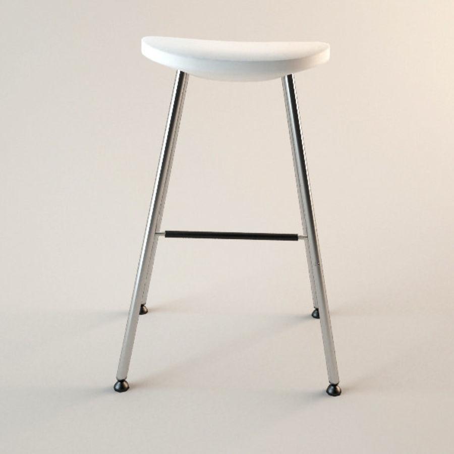 Tabouret De Bar Ikea Sune Modele 3d 5 Obj Max Fbx 3ds Free3d