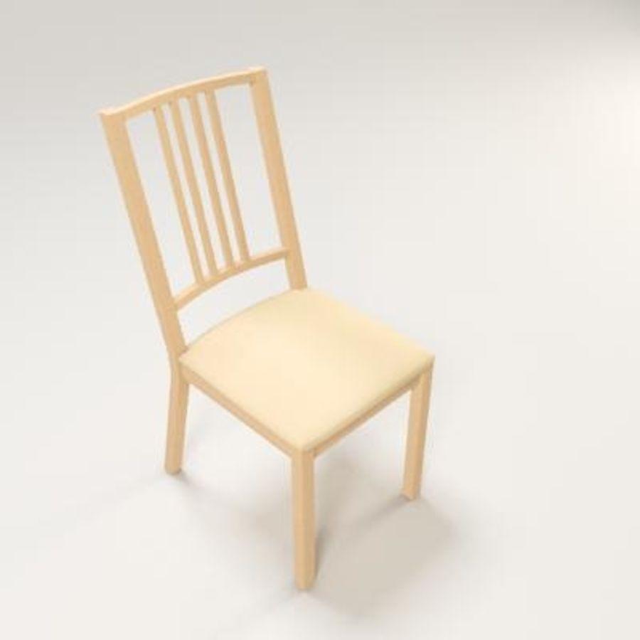 Free3d Ikea Tkfcl1j Silla Borje 3d1maxobj3ds Modelo Ibf7Ygv6y