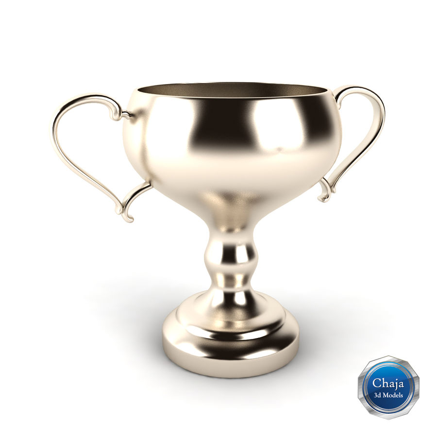 Trophy_06 royalty-free 3d model - Preview no. 1