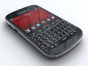 Blackberry Bold Touch 9900 9930 3d model