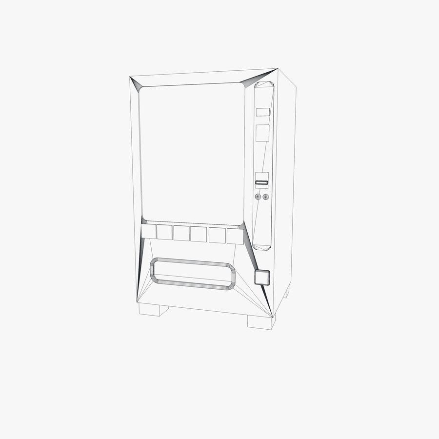 Vending Machine royalty-free 3d model - Preview no. 2