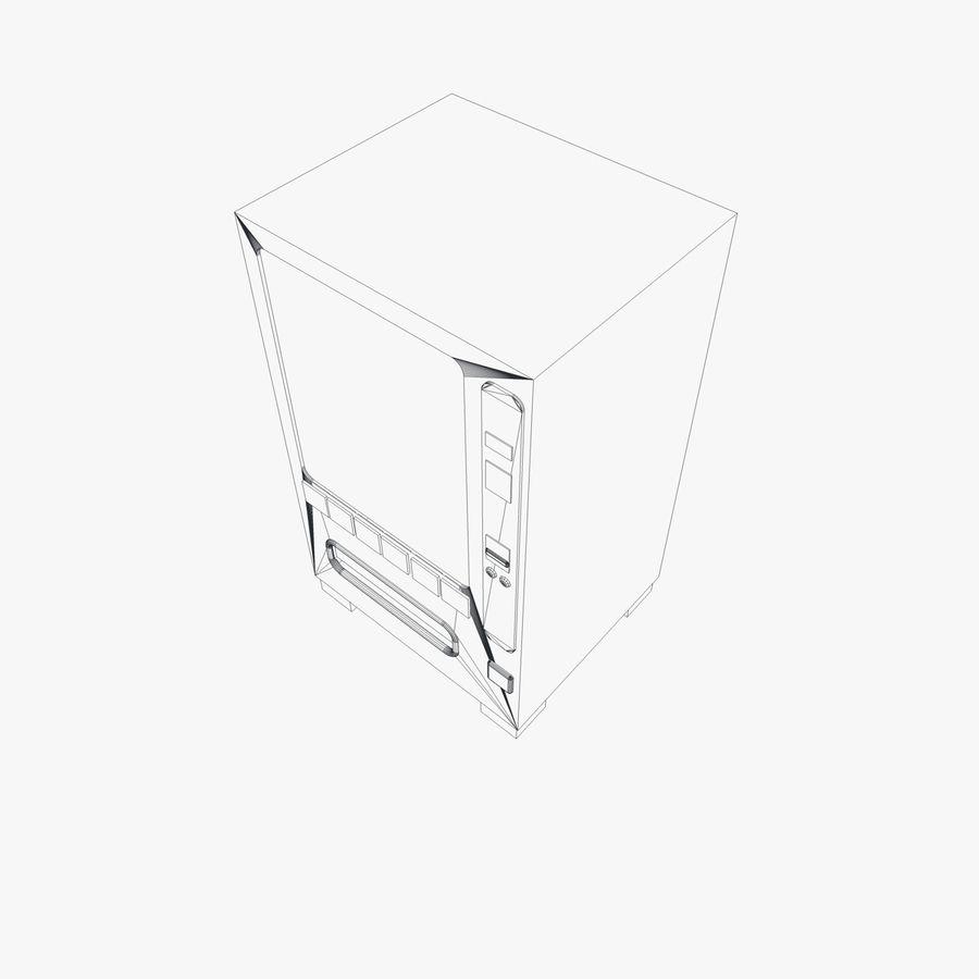 Vending Machine royalty-free 3d model - Preview no. 7