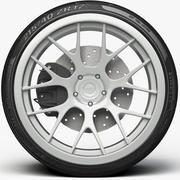 Tipo de Roda ADV7 ADV7 3d model