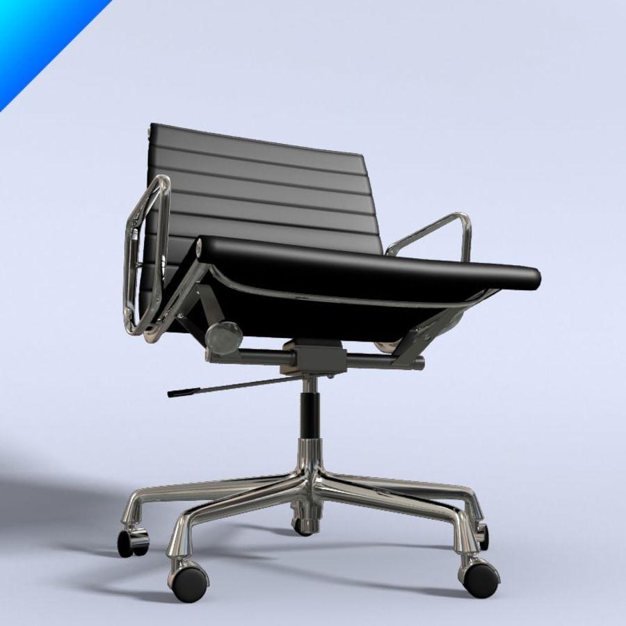 vitra ea 117 aluminium chair 3d model 25 max obj ma fbx c4d free3d. Black Bedroom Furniture Sets. Home Design Ideas