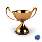 Trophy_08 3d model