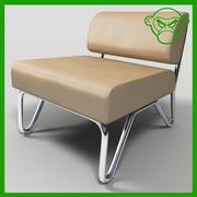 lounge chair 2 3d model