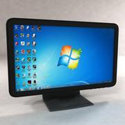 Monitor Widescreen 3d model