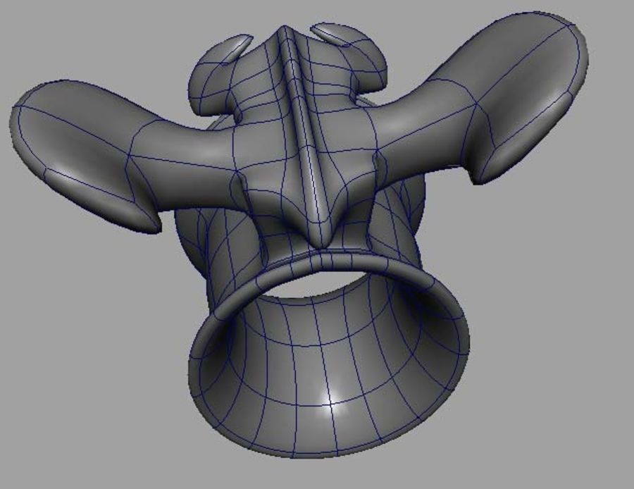 Spine 3D Model $5 -  ma - Free3D