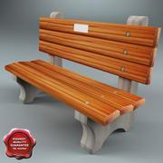 Bench V5 3d model