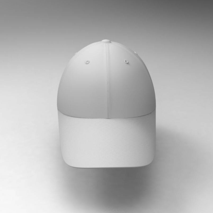 Cap Collection royalty-free 3d model - Preview no. 21