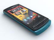 Nokia 700 3d model